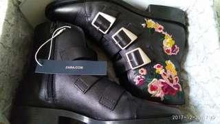 ZARA boots - NEW rare design!