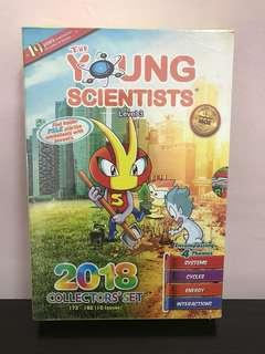 The Young Scientists 2018 Level 3 Collectors's Set