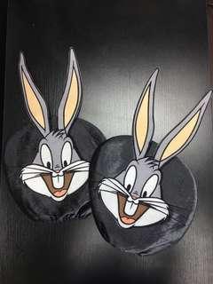Car Seat Head Covers - Bugs Bunny