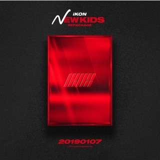 [EARLY WTT] IKON New Kids Repackaged: The New Kids