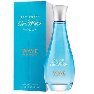 Cool Water Wave Women Perfume Tester