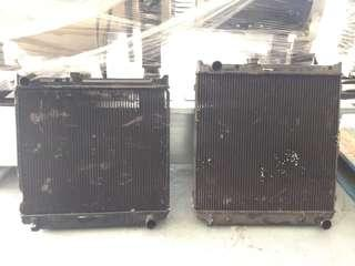 Land Cruiser Radiator