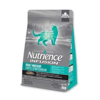 Nutrience Infusion Cat Adult Indoor Chicken 2.27kg Dry Food [Free Delivery]