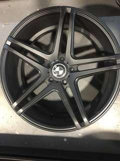 BMW 20 inch sport rims for sale
