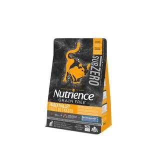 Nutrience SubZero Cat Fraser Valley 2.27kg Dry Cat Food Canada [Free Delivery]