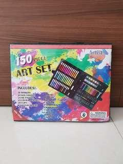Artist's Corner- ART SET (150 Piece)
