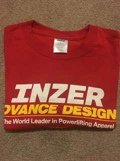 *PRICE DROP* INZER Powerlifting Shirt - SMALL & NEW