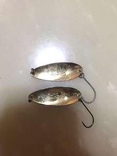 Fishing lures Smith Japan Spoons