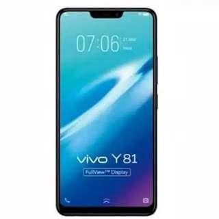 VIVO Y 81 Ram 3/16 GB Garansi resmi 1tahun
