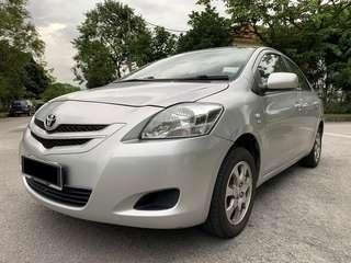 Toyota Vios 1.5J (A) Full Loan