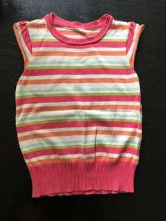 Girls Knitted vests