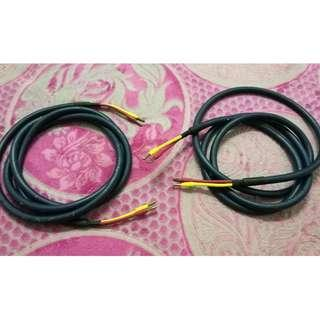 High Performance Speaker Cable 2m pair