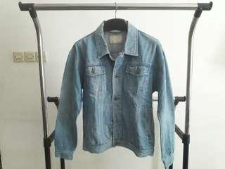 Jaket Jeans / Trucker / Denim Jacket 001