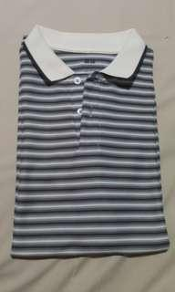 Uniqlo Pique Polo Shirt - Stripes