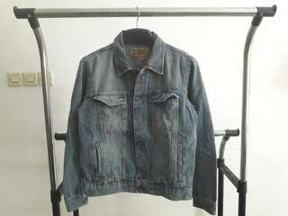 Jaket Jeans / Trucker / Denim Jacket 002