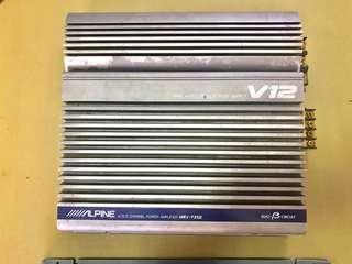 Alpine V12 MRV-F250 (Original) 4 channel
