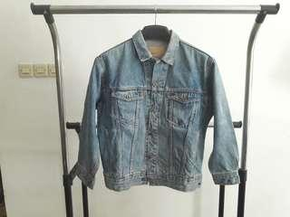 Jaket Jeans / Trucker / Denim Jacket 003