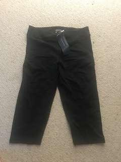 3/4 women's exercise tights size 10