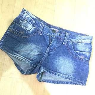 Sexy Jean Shorts