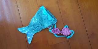 Pet Mermaid Costume