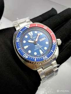 🚚 * FREE DELIVERY * Made In Japan Brand New 100% Authentic Seiko Prospex PADI Turtle Mens Automatic Divers Watch SRPA21 SRPA21J