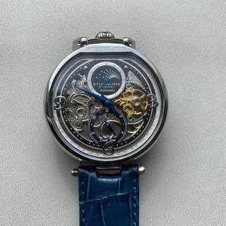 美國 Stuhrling Modena 889 自動錶