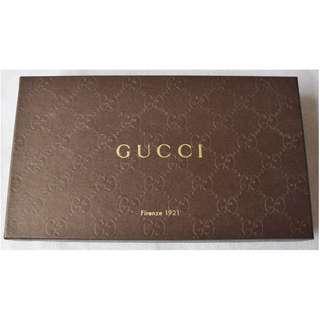 Small Empty Gucci Box
