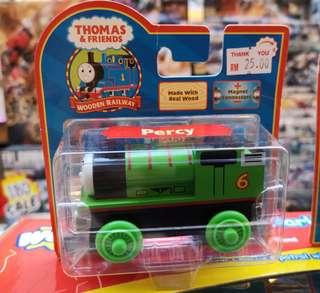 Thomas & Friends (Percy) real wood material