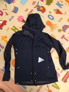 And wander rain stop jacket, Made in Japan, 防水風褸