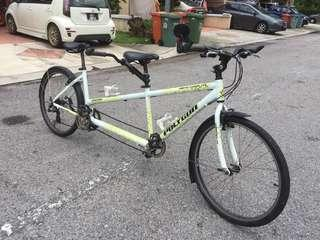 Polygon tandem Bicycle 24 speed