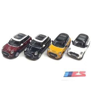 MINI Miniature F56 Collection