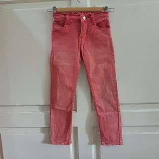 Jeans Pants Girls brand Let's size 7-8