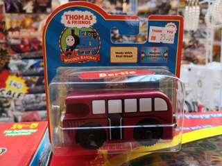 Thomas & Friends (Bertie) real wood material