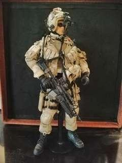 1/6 soldier hot toys