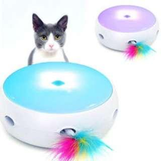 Smartpaw Interactive Cat Feline Feather Toy [Free Delivery]
