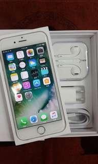 i Phone 6 silver 64G