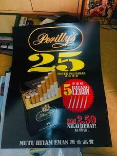 poster perilly's