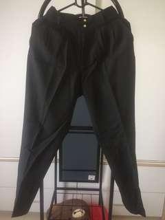 Celana formal black