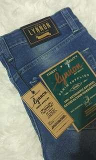 LYNNON denim limited edition premium quality