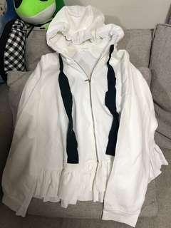 韓國拉鍊外套