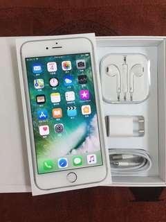 i Phone 6 Plus 64G silver