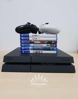 For Rent Ps4 Fat