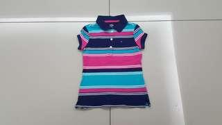 Tommy Hifiger Girls Top (4-5years)