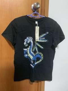 Esprit Boy's T-shirt with Dragon Print