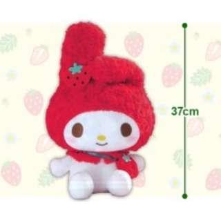 [TOREBA] My Melody - Fluffy Strawberry Pochette Plushy