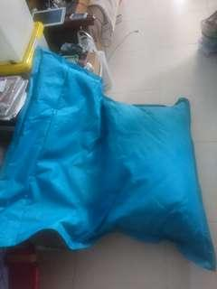 """Bean bag 42"""" by 54"""" used"""