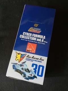 全新 高智能方程式 Cyber Formula CFC Vol. 4