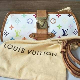 (SUPER MARKDOWN) Authentic LV Shirley Clutch