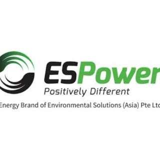 ESPOWER referral code: ESRU305S