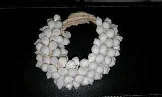 Seashell bracelet (small)